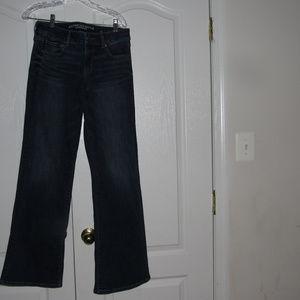 NWT American Eagle Boyfriend Stretch Jeans 10 Long